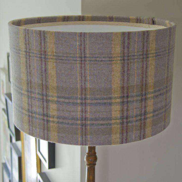 Handmade Abraham Moon Wool Lampshade Pistachios Wool