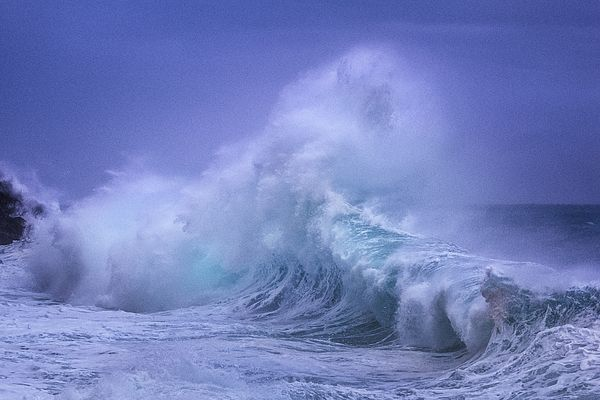 """""""Rough sea 27"""" beautiful seascape print. Available as regular print/canvas stretch/metal/framed. http://giovanni-allievi.pixels.com/featured/rough-sea-27-giovanni-allievi.html  #seascape #ocean #canvas #art #wave #waves #sea #print #photo #decorating #living #livingroom #decor #wall #surf"""
