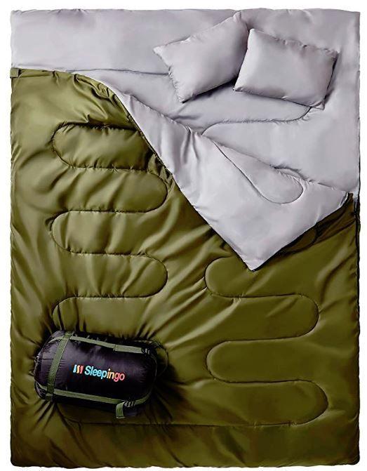 The Sleepingo Double Sleeping Bag