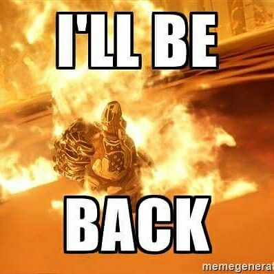 So excited to play the DOOM reboot! Made the first meme for the game in contribution towards terminator 2. #doomsday #doom #terminator #videogames #fightlikehell