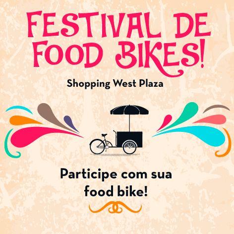 Arte para Facebook para empresa Moove Bikes, fabricante de food bikes e triciclos.