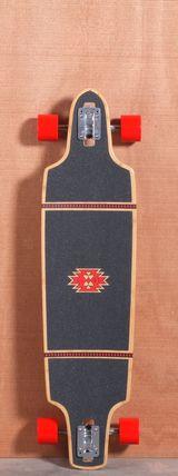 """Globe 40"""" Spearpoint Bamboo Longboard Complete - $192"""