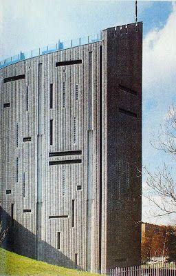Gio Ponti church San Franscesco in Milan. #architecture #jpwarren #interiordesign