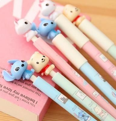 Stylo gel  kawaii