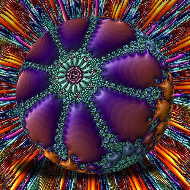 Mandala inspiration....
