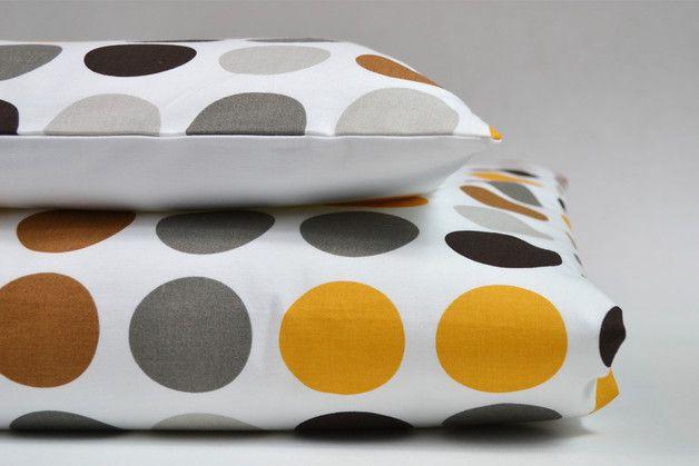 Komplet  dwustronnej, bawełnianej pościeli dziecięcej RAMPAMPONI. Uszyty, z największą starannością w Polsce, z najlepszej jakości bawełny - tkanina nie traci koloru i nie farbuje w praniu. 100%...
