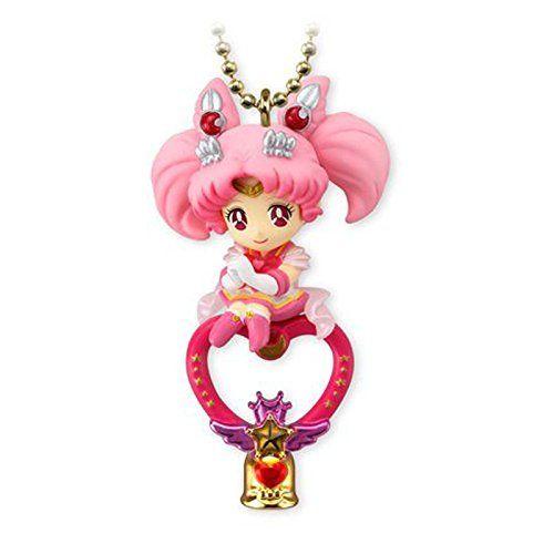 Bandai Sailor Moon Twinkle Dolly 4 Figure Charm : Super S...