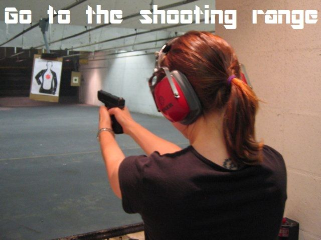 Who doesn't feel like shooting something at one time or another?