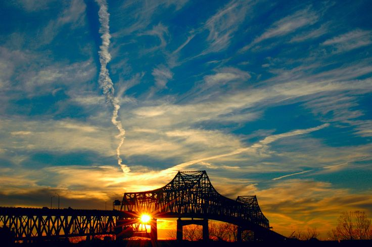 A beautiful Baton Rouge bridge.  See this and learn more at our Grantsmanship Training Feb. 4-8th in Baton Rouge, LA