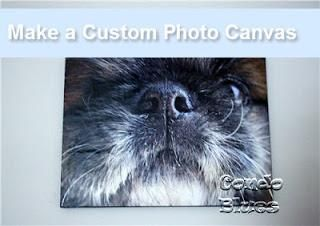 How to Make a Photo Canvas that Won't Put You in the Poorhouse