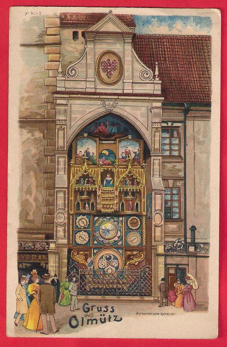 Olomouc - starý orloj