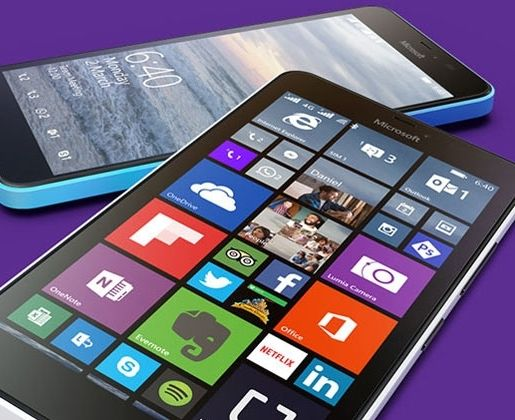 Microsoft Lumia 640 XL – Windows Phone 8.1