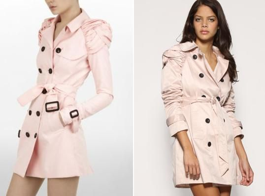 743a4a8a4b74 Trajes para mujeres » lindos-trajes-con-gabardina-para-dama-6