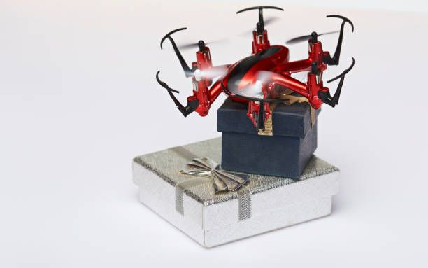 gift delivery with drones