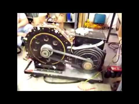 Self Running 40kw 40 000 Watt Fuelless Generator Full