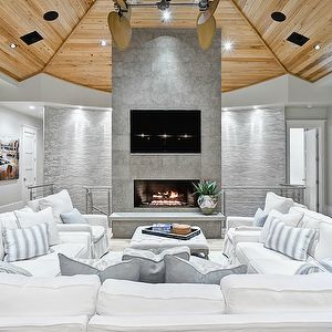 122 Best Living Room Decor Ideas Images On Pinterest  Living Room Fair Living Room Designs With Fireplace Inspiration