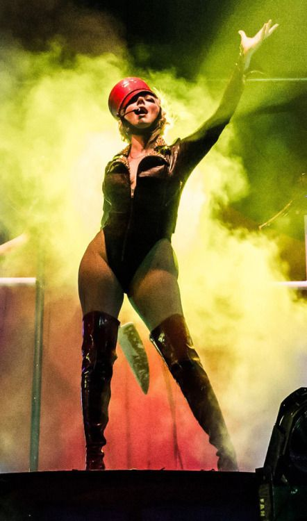 Maria Brink In This Moment Black Widow