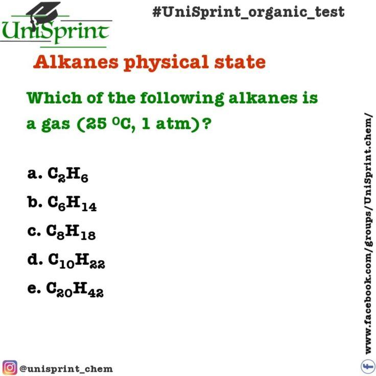 10 best organic chemistry tests unisprint images on pinterest unisprint unisprintchem instagram photos and videos alkanes physical state test fandeluxe Gallery