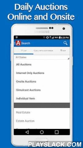 Auctioneer – Live Auctions  Android App - playslack.com ,  Auctions for fine art, cars, antiques, collectables, houses for sale and more are available with Auctioneer, the online auction app that connects you to both live and online auctions nationwide! Bidding on homes for sale, antiques and collectables, farm equipment, paintings, used furniture and more has never been this easy or safe. Live sales let you bid online in nationwide auctions – search for anything from used cars to fine art…