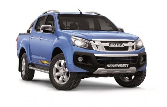 Isuzu KB Gets Serengeti Swag   New Models   IgnitionLIVE