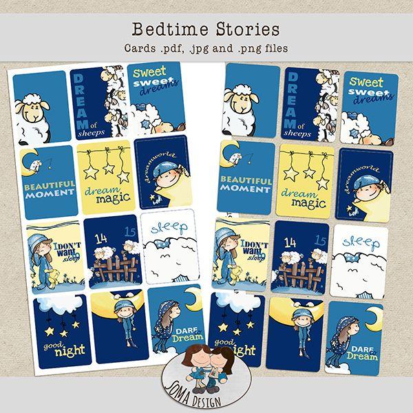 SoMa Design: Bedtime Stories - Cards