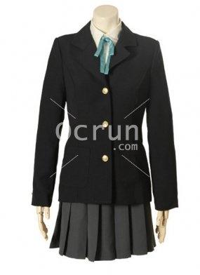 Gut gemacht Klassisches Langarm Schwarz Lolita Suit