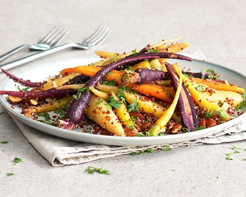 Cooking with quinoa: 7 easy recipes