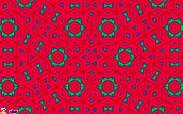 Abstrakti, taide, punainen - taustakuvia