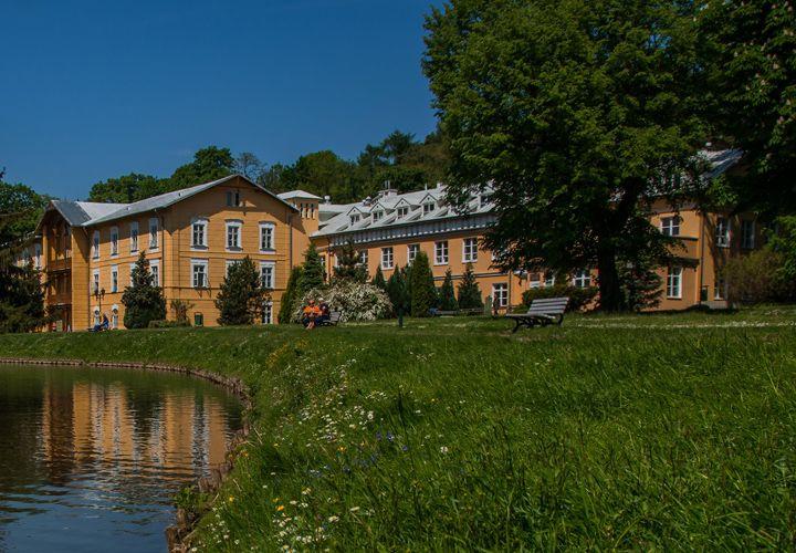 Nałeczow - Sanatorium Książę Józef
