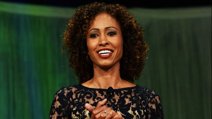 Sage Steele Keeps Sage Steele-ing; Claims Worst Racism She's Received Is From Blacks