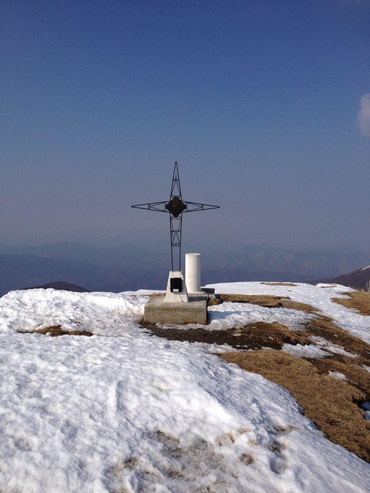 Cima del Monte Ebro