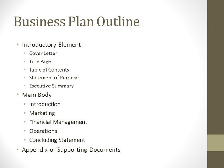 The  Best Sample Of Business Plan Ideas On   Startup