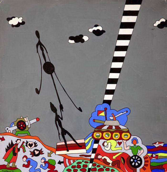 Ακριθάκης Αλέξης – Alexis Akrithakis [1939-1994] Part.II | paletaart3 – Χρώμα & Φώς
