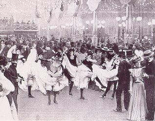 Ball at the Moulin Rouge