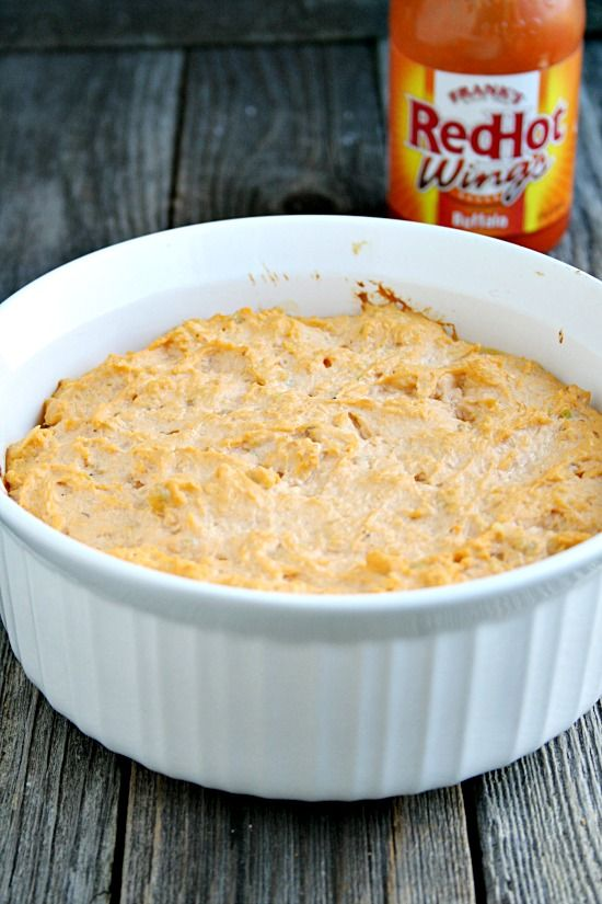 Buffalo Chicken Dip  Made this many times!! Very delicious and EASY!! KP