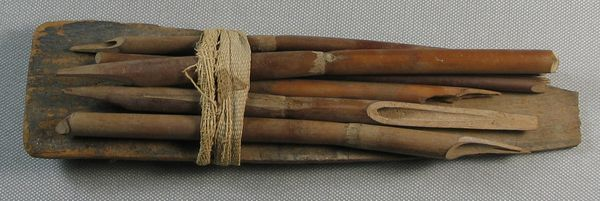 Not only were ancient Egyptians the first to invent papyrus paper and writing, they were also the first to invent black ink and popularize the use of reed pens. The ink was made from water, soot and vegetables gums.