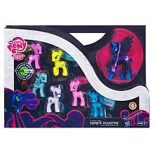 My Little Pony Favorite Collection Featuring Nightmare Moon  Oh My Gosh, Giada has been waiting for over 2 years for them to come out with a Nightmare Moon!!! Finally!!