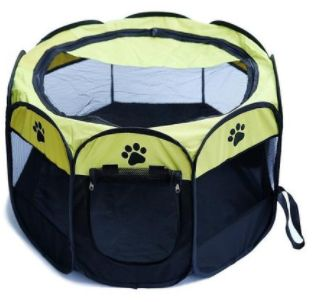 Only $52.54! Pet tent. Great for traveling, going on holiday, etc. Keep your pet safe and allow them to enjoy the fresh air. Foldable for space saving. Shop24seven365! For more great deals or to purchase, visit www.shop24seven365.com.au