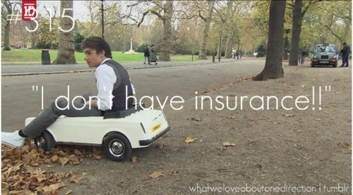 This was seriously one of the absolute cutest things he has EVER said. It was just so adorable how he said it and he was on a toy car and ugh! Just TOO CUTE!!!