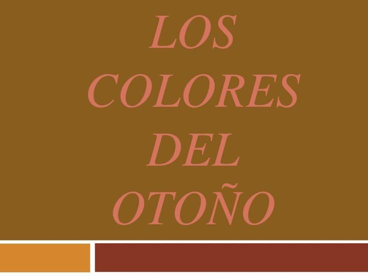 otoño-15455448 by Equipo Educar Pegar Volar via Slideshare