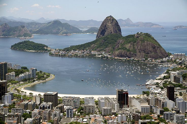 """Antibiotic-Resistant Bacteria Found in Rio de Janeiro Waterways Ahead of Olympics:  Evidence of antibiotic-resistant """"super bacteria"""" has been found at several Olympic sites in Rio de Janeiro, Brazil, including waters that will host the swimming portion of the triathlon and in the lagoon where rowing and canoe athletes will compete this summer."""