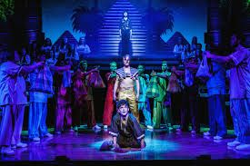 Image result for set designs for joseph technicolour dreamcoat