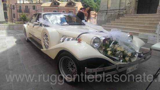 Jaguar vintage tiffany