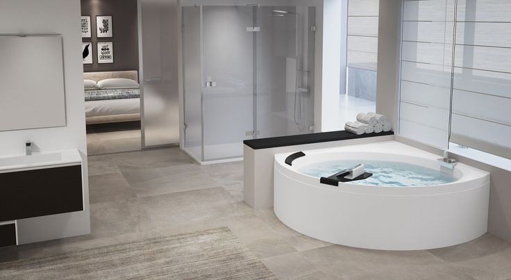 NOVELLINI #Showerenclosures, built-in #bathtubs, #hydromassagetubs ... #madeinItaly100% Find out more here http://www.novellini.it/