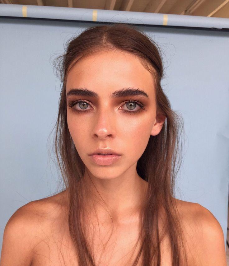 Sylvie@aniamilczarczyk | Make Up by Ania Milczarczyk