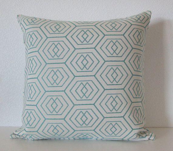 we used a home decor thom filicia fabric with a beautiful geometric