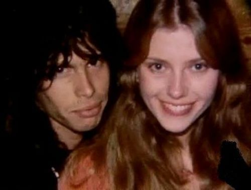 Steven Tyler and Bebe Buell...liv tylers parents
