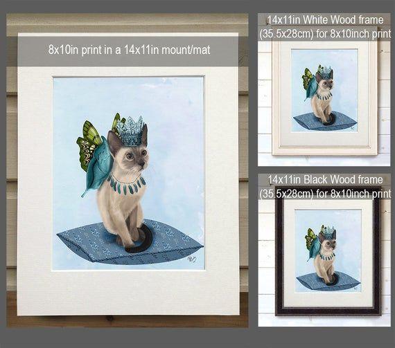 Siamese Grey Siamese Siamesisches Grau Gris Siamois Gris Siames Siamese Cats Siamese Kittens Seal Poin In 2020 Cat Art Print Blue Art Prints Siamese Kittens