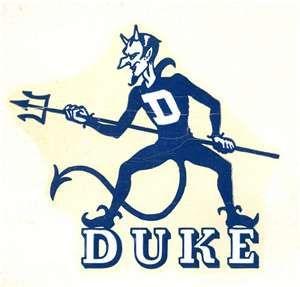 Vintage Duke Logo