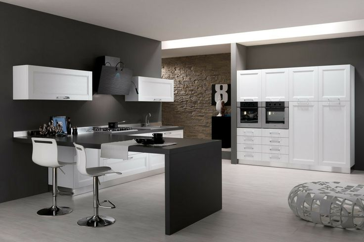 A classic kitchen must maintain the characteristics of the tradition ... A modern kitchen must seize the innovations of today's life. Merano is a synthesis of classical and modern furniture kitchen creating unique solutions. http://www.spar.it/sp/it/arredamento/cucine-mer-4.3sp?cts=cucine_moderne_merano